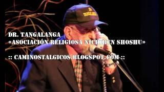 Dr. Tangalanga - Asociación religiosa Nichiren Shoshu