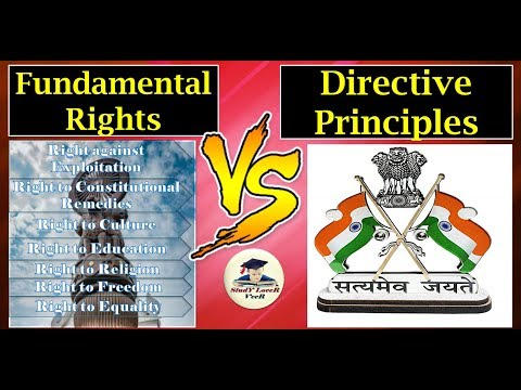 L-29-Fundamental Rights VS Directive Principles (Laxmikanth-