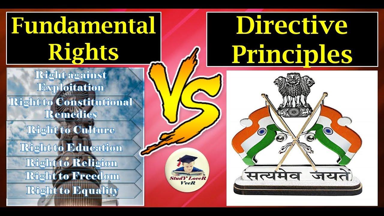 L-29-Fundamental Rights VS Directive Principles (Laxmikanth-DPSP) By VeeR