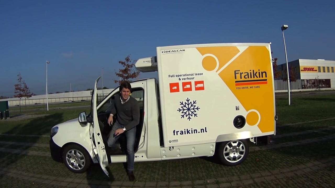 Cudowna Fraikin Truckverhuur en leasing. Full operational lease en verhuur CH75