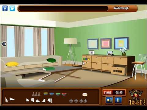 Sophisticated House Escape Game Walkthrough