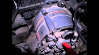 видео Генератор ВАЗ 2101: устройство, схема подключения, ремонт и замена ремня, щеток