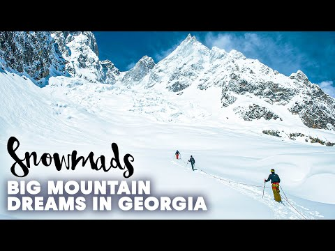 Snowmads: Big Mountain Dream Lines | Episode 8