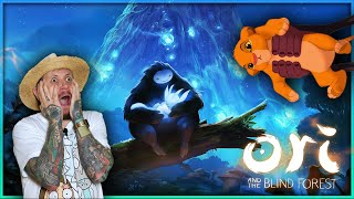 Jak Król Lew  Ori and the Blind Forest #1