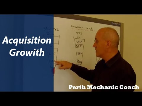 Acquisition Growth - Perth Mechanic Coach