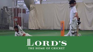 Coaching kids at Lord's | MCC/Lord