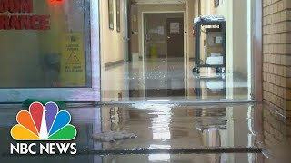 Tropical Depression Imelda Brings Heavy Rain, Flooding To Texas | NBC News