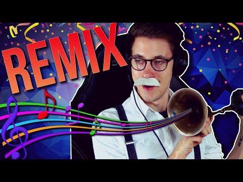 MUSIK mit HandOfBlood - REMIX Party
