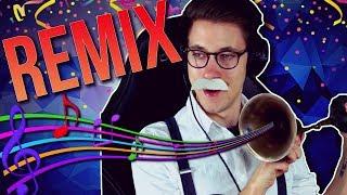 MUSIK mit HandOfBlood - REMIX Party - Stafaband
