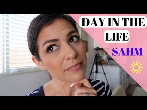 DAY IN THE LIFE | STAY AT HOME MOM | SCHOOL PICTURES, WORKOUTS & MORE