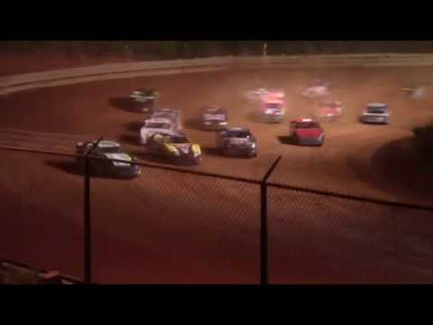Travelers Rest Speedway Monster Minis 5/8/15