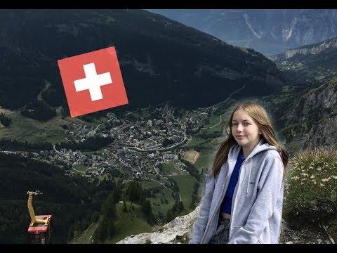 MES VACANCES EN SUISSE Valais, Fribourg, Zurich