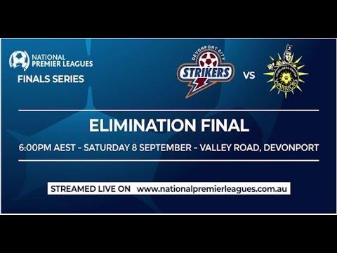 2018 National Premier League Match 3 Devonport Strikers V