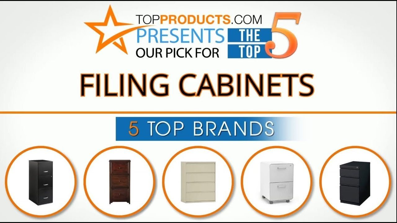 Best Filing Cabinet Reviews 2017 How To Choose The