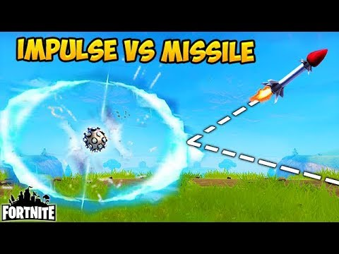 Impulse Vs Guided Missle Fortnite Funny Fails And Wtf Moments