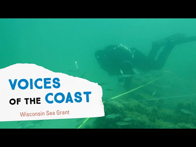 Voices of the Coast: Tamara and Caitlin, Wisconsin's underwater archaeologists