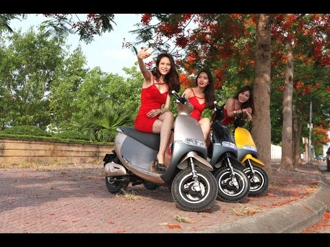Quảng cáo xe máy điện Gogolo Dibao