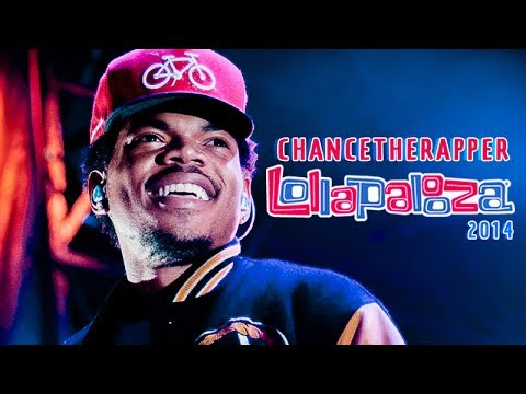 Chance The Rapper - Lollapalooza 2014 (Full Set)