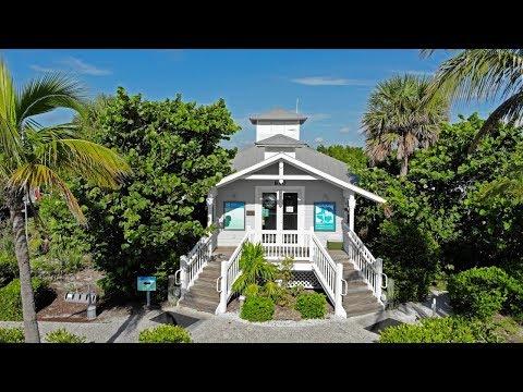 Florida Travel: Visit The Florida Oceanographic Coastal Center In Stuart