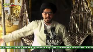 Maulana Tanveer Abbas Najafi | Majlis-e-Chehllum | Marhoom S. Wazir Husain Ibne Agha Haider Husain