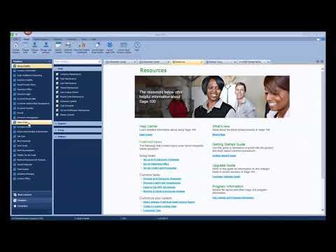 Sage 100 (MAS 90/200) Inventory Software Tips