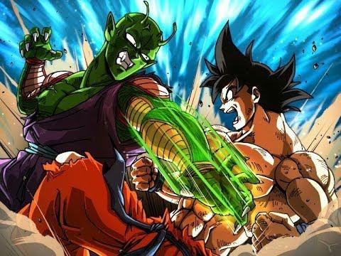 Goku Vs Piccolo Full Fight (Ultimate Battle)