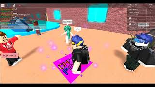 Roblox Skit of a ditch school PART 1