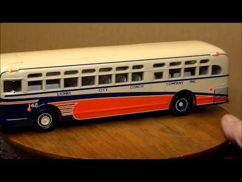 Lionelville bus