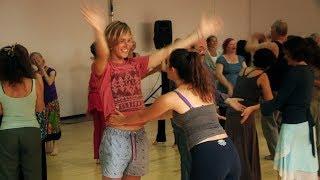 Conscious Dance Space, 5 Rhythms Totnes 2014 Jo Hardy