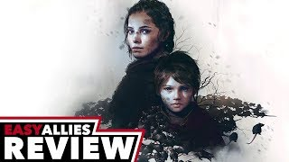 A Plague Tale: Innocence - Easy Allies Review (Video Game Video Review)