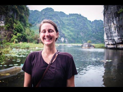 Taylor Wallau | Humans of Fulbright | Vietnam Cohort 2016-17