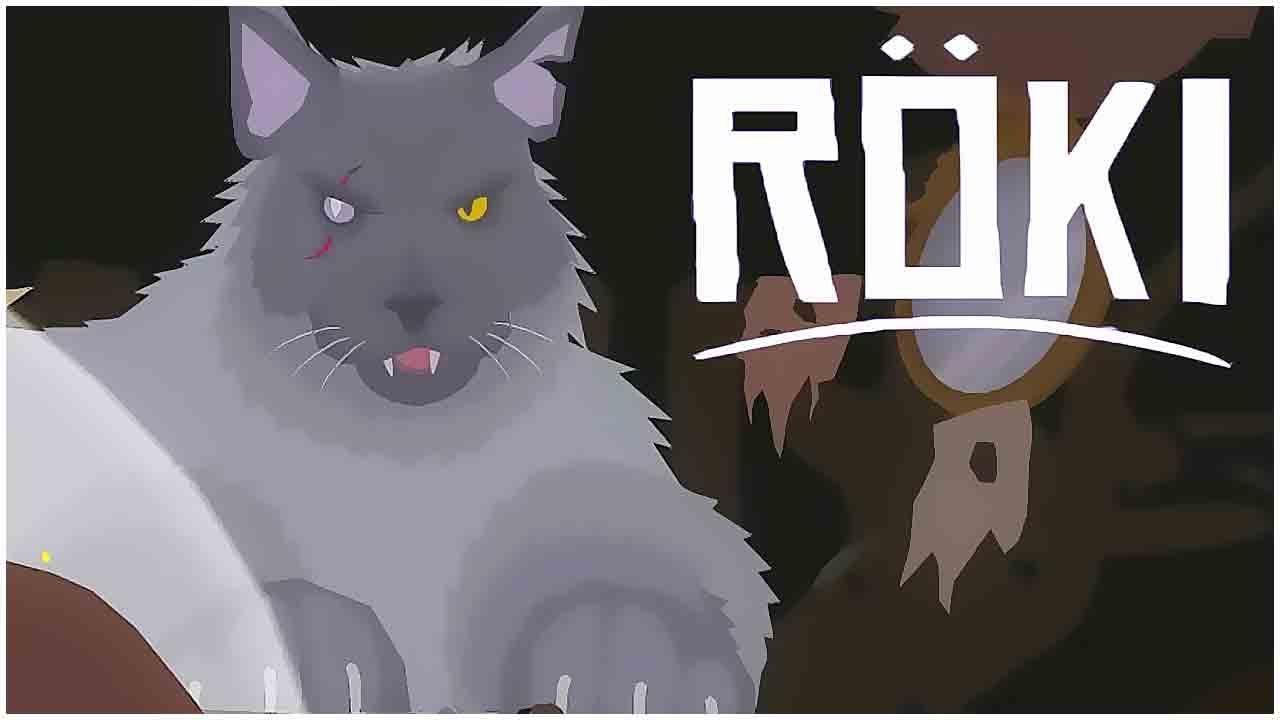 Röki/Roki ➤Прохождение #4 ➤ ВСЕ ХОТЯТ КУШАТЬ.
