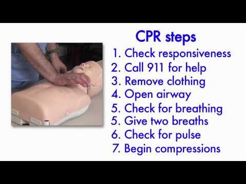 Pediatric CPR