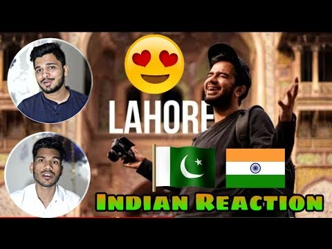 Indian Reaction On LAHORE LOVE ( Irfan Junejo )