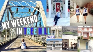 ONE TREE HILL CONVENTION 2016 PART 3 | Meeting Chad & James + Visiting Filming Locations