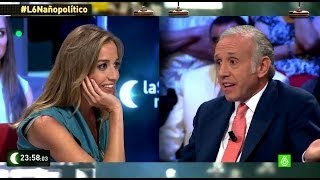 Inda a Tania Sánchez: