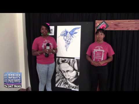CedarBridge Academy Hosts Inaugural Art Walk, April 24 2015