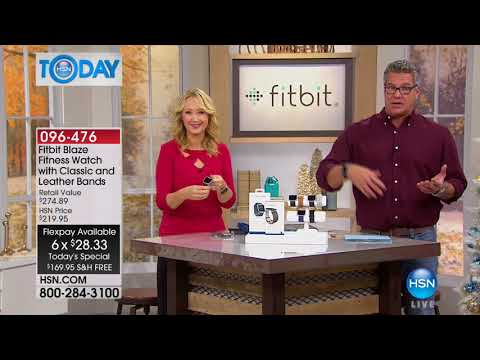 HSN | HSN Today: Healthy Innovations featuring Copper Fit 11.01.2017 - 08 AM