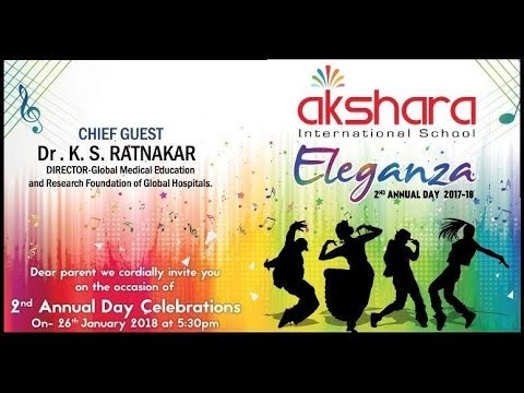 2nd Annual Day