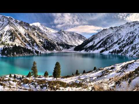 Paisajes nevados: montañas con nieve (Devi Prayer)