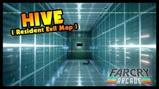 RESIDENT EVIL HIVE GAMEPLAY (Far Cry Arcade)