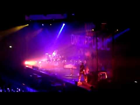 OneRepublic - 'Shout' (Tears for Fears cover), live at the O2 Dublin!