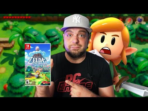 The TRUTH About Zelda Link's Awakening for Switch!