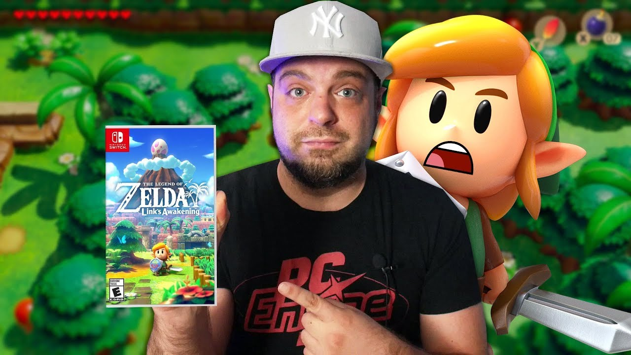 The TRUTH About Zelda Link's Awakening for Switch! thumbnail