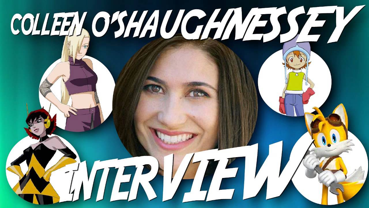 Interview With Colleen O Shaughnessey Youtube