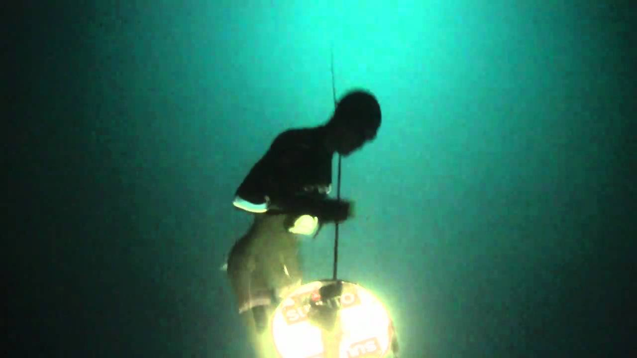 Unassisted Freediving World Record