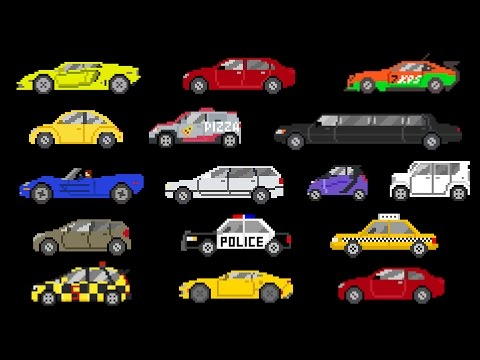 Cars - Street Vehicles - The Kids' Picture Show (Fun & Educational Learning Video)