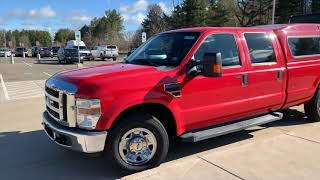 *SOLD* 2008 Ford F-250 Super Duty