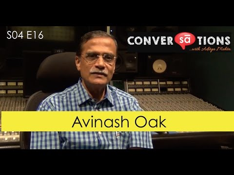 The analog to digital audio shift and more | Avinash Oak | S
