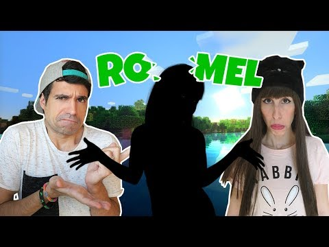 SOMEONE tries to SEPARATE ROMEL | Rovi23 Minecraft with Mel | ROVI23